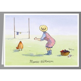 Mamie Wilkinson greeting cards