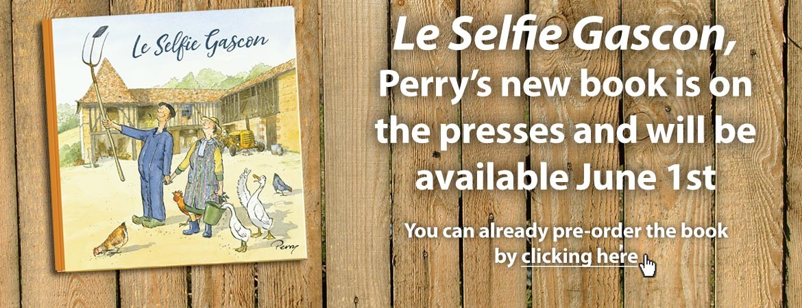 Perry's third book pre-ordering now