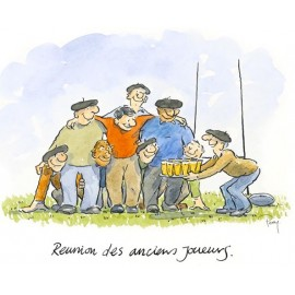 Anciens joueurs rugby