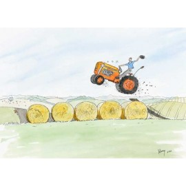 Tractor Jump