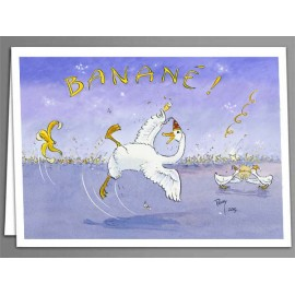Banané! Christmas cards
