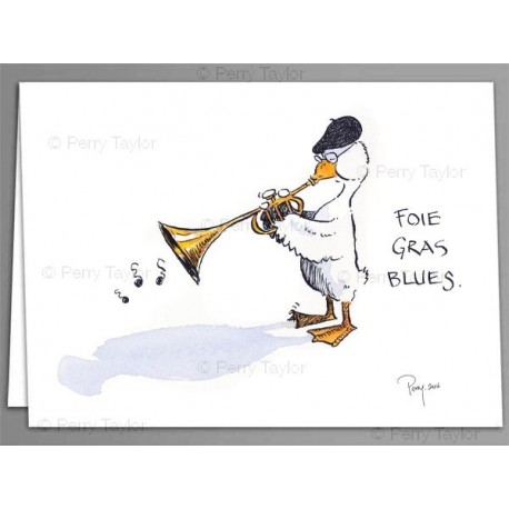 FGB Trumpet  greeting cards