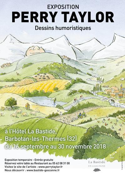 Expo Laa Bastide en Gascogne Barbotan les Thermes