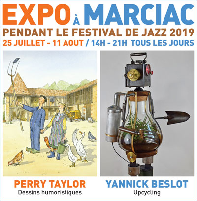 Jazz in Marciac expo 2019