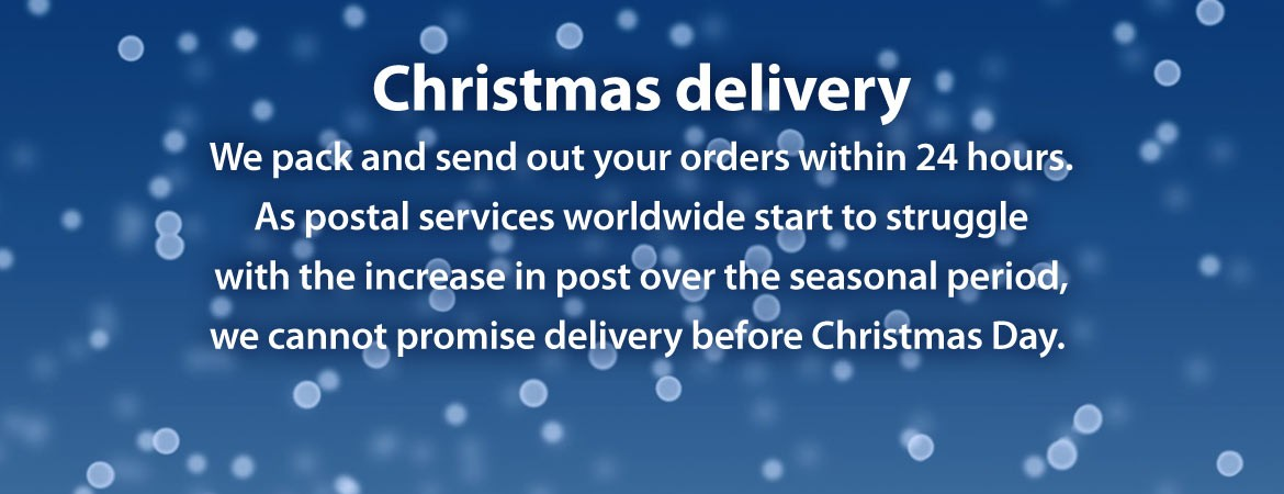christmas delivery message